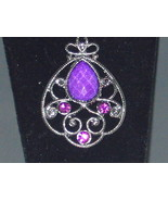 Faery Teardrop - Haunted Gypsy Witch Amulet - Banish Grief - $33.00