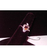 Lite Orange Haunted Ring - Psychic Abilities - $23.10