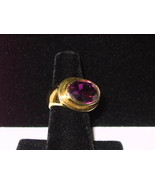 Voodoo Haunted Amethyst Ring- Spiritual Spell - - $23.10