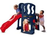 New Kids Playground Set Hide Slide Climber Outdoor Jungle Gym Fun