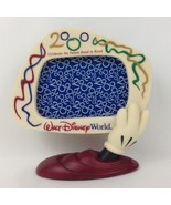 Walt Disney World Mickey Mouse Glove Hand Picture Frame 2000 Celebrate F... - $13.59