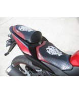 08 09 10 11 12 Kawasaki Ninja EX 250 Tribal Line Sport Bike Seat Cover - $156.00