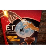 20th Anniversary E. T. The Extraterrestrial Away From Home - $12.50