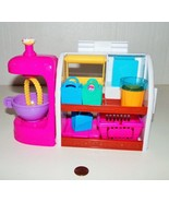 Shopkins Spin Mix Bakery Stand Playset - $19.79