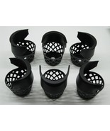 New Plastic Web Drop Pockets  Set of 6  Billiar... - $27.95
