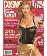 Cosmopolitan Magazine September  2000 Bridget Hall - $14.00