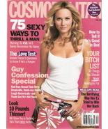 Cosmopolitan Magazine April 2002 Vanessa Lorenzo - $14.00