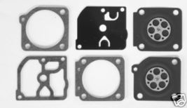 OD Husqvarna 40 45 51 55 Zama Carburetor Kit GND-33 New - $14.99