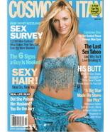 Cosmopolitan Magazine March 2002 Cameron Diaz - $14.00