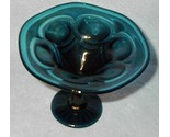 Aqua glass compote thumb155 crop