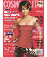 Cosmopolitan Magazine December 2002 Halle Berry - $14.00