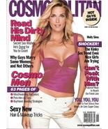 Cosmopolitan Magazine November 2003 Molly Sims - $14.00