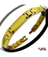 Tungsten Bracelet Men Panther Unisex Carbide 8i... - $31.00