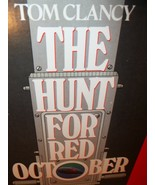 The Software Toolworks Tom Clancy The Hunt for Red October - $10.00