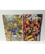 THE INFINITY COUNTDOWN #4 FIRST REQUIEM + INFINITY FCBD - FREE SHIPPING - $14.03