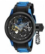 NWT Invicta Men's 17271 Blue/Black Russian Diver Mechanical Watch - $148.45