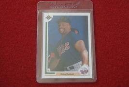 1991 Upper Deck #544 Kirby Puckett Baseball Card. - $3.00