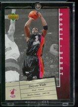 2006 /07 Upper Deck Dwyane Wade Rookie Debut Miami Heat Basketball Card ... - $3.99