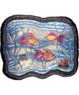 Fish Tank: Quilted Art Wall Hanging - $415.00