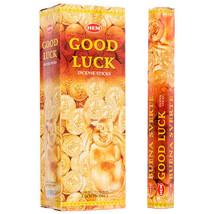Hem Best Seller Good Luck 120 Incense Stick Free Shipping - $7.64