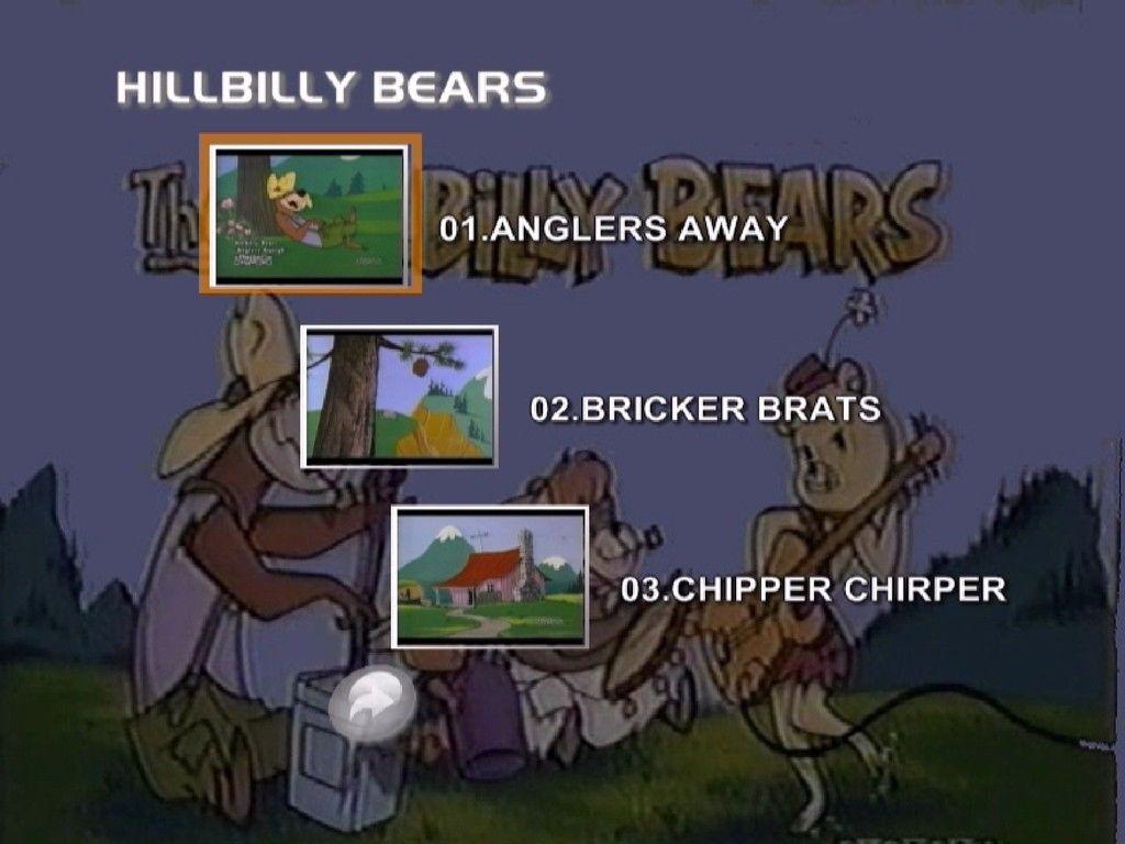 Hillbilly Bears Dvd Dvd 5356 Ebay - Imagez co