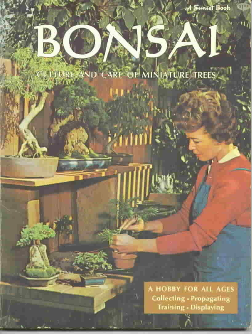 Vintage bonsai culture and care of miniature trees
