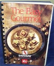Vintage Collector The Easy Gourmet 60 Year Anniversary Safeway Canada LTD - $15.95