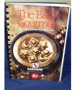Vintage Collector The Easy Gourmet 60 Year Anniversary Safeway Canada LTD - $12.95