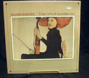 Marie Rhines - Tartans & Sagebrush - Ladyslipper Records LR 101 -  SEALED