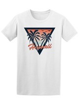 Hawaii Summer Tropical Paradise Men's Tee -Image by Shutterstock - $9.86+