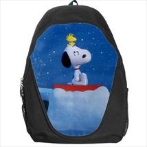backpack school bag toy snoopy - $39.79