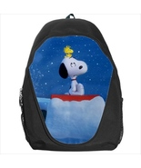 backpack school bag toy snoopy - $39.79