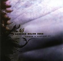 15 Degrees Below Zero - Under A Morphine Sky CD Dark Ambient - $10.00