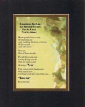Touching and Heartfelt Poem for Daughters - Daughters-in-Law are Special Poem on - $15.79
