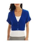 Worthington 2-Button Textured Cardigan Sweater Sizes S, M, L, XL Msrp $4... - $14.99