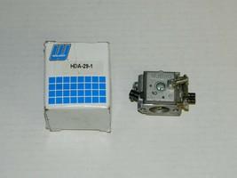 Walbro Carburetor HDA-29-1 22150-81001 Echo Shindaiwa - OEM GENUINE - $69.99