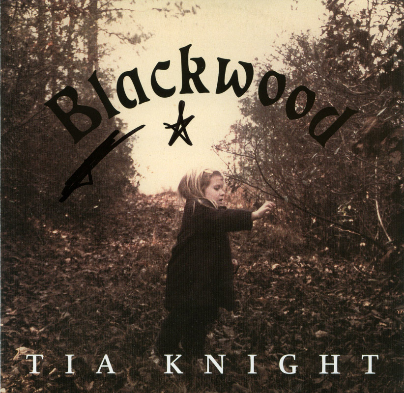 Tia Knight - Blackwood CD Pagan New Age