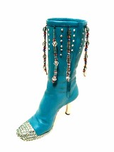 Raine Just The Right Shoe Groovy Baby 25102 Miniature Boot Retired 2000 - $46.52
