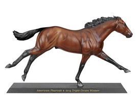 Breyer Traditional 1757 American Pharoah 2015 Triple Crown Winner horse <> - $38.69