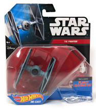 NEW Star Wars Hot Wheels Starships Collectable Vehicle Toy Tie Fighter - $6.99
