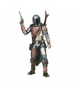 Star Wars Mandalorian Vintage Collection Action Figure Mandalorian Carbo... - $49.90