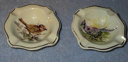 Osborne bird ashtray