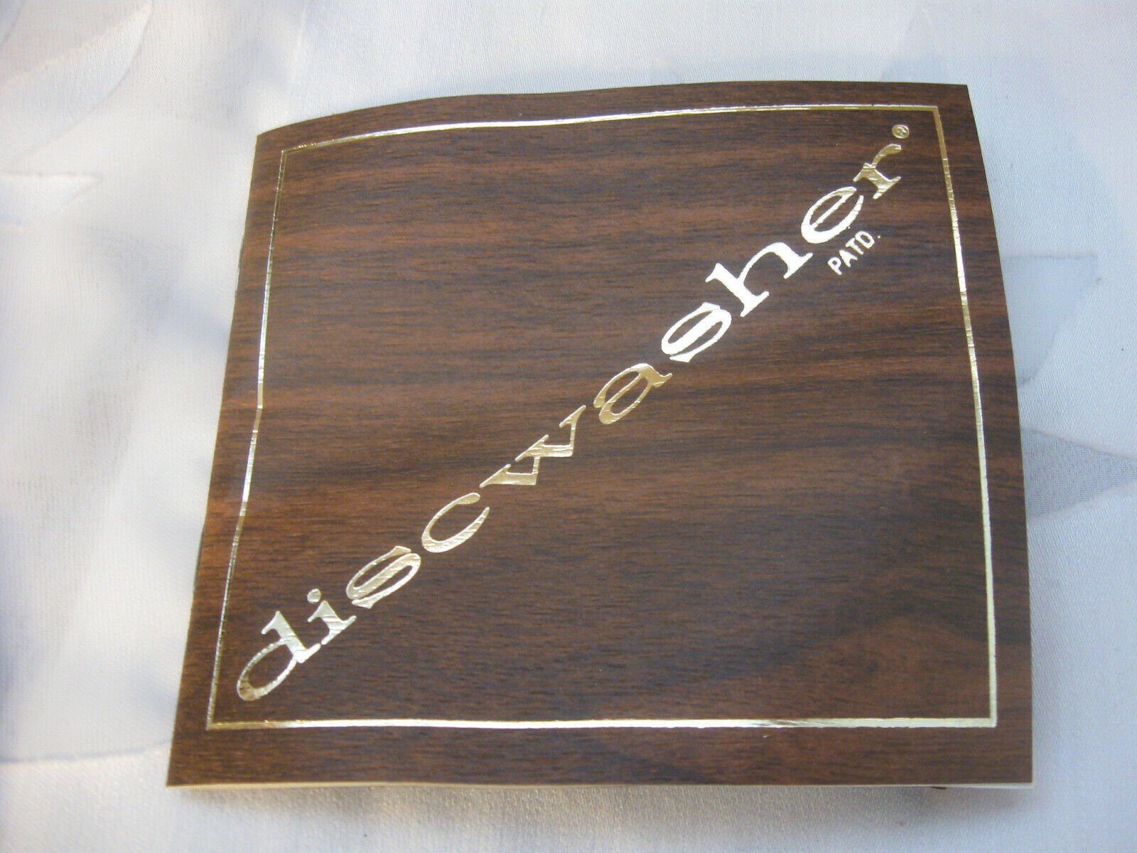 Discwasher Vinyl Album Cleaning System D4 Solution Complete In Box Vintage