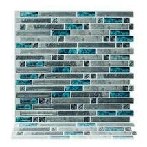 (Ship from USA) Peel and Stick Wall Tiles 10.5'' x 10'' Kitchen Backsplash Tile  image 3