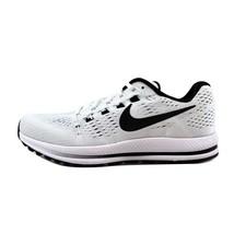 3eae6b34a57 HERREN Nike Air Zoom Vomero 12 Schuhe Weiß Schwarz Platin 863762 100 Msrp -   75.26