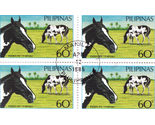 Pilipinas stamp horse piebald thumb155 crop