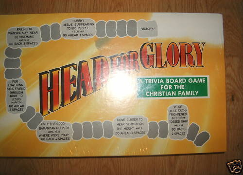 Primary image for Head For Glory Christian Family TRIVIA Board Game 1000 Question Bible Quotes NEW