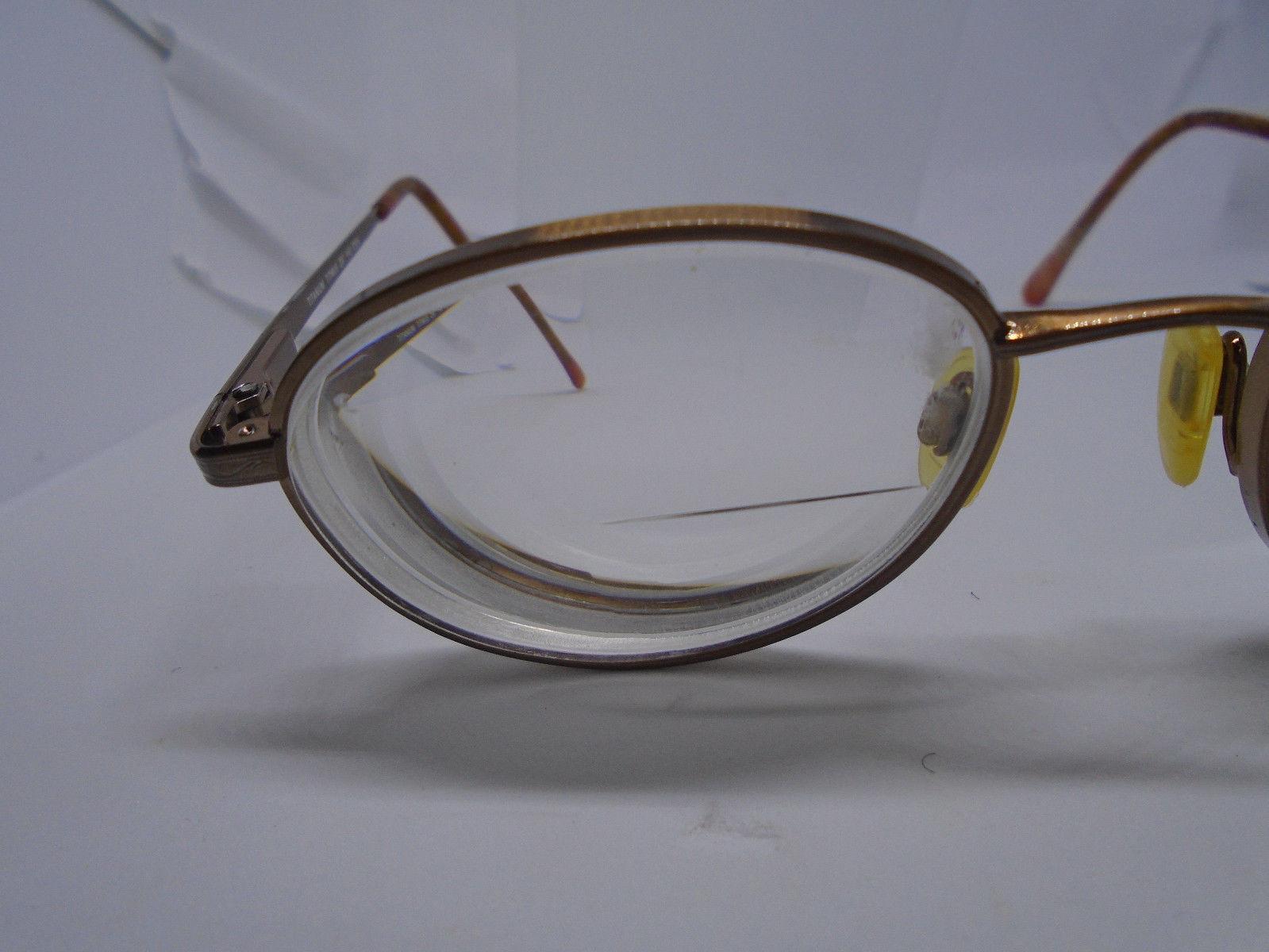 TITMUS Vintage Eyeglasses 52-20-140 TNM4 ANB and 50 similar items