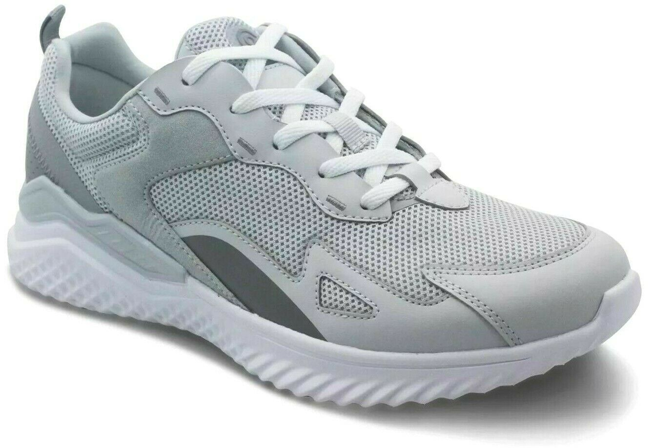 C9 Champion Men's Light Grey Invade Performance Athletic Running Shoes NEW w Tag