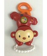 Swing and Sing Monkey Baby Toy Light up and Sounds Vtech - $15.79